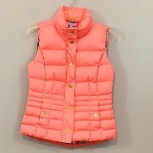 Lilly Pulitzer Jackets & Coats - Lilly Pulitzer Isabella Puffer Down Vest